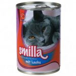 Smilla Purred Pot 20 x 400 g - Kyckling