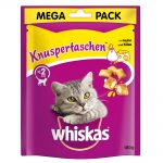 Whiskas Temptations 180 g - Ekonomipack: 4 x Kyckling & ost