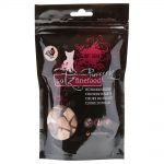 catz finefood Purrrrly - Ekonomipack: Kycklinghjärtan 3 x 35 g