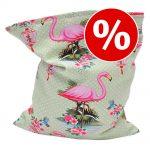 10 % rabatt på Aumüller Flamingo Shanghai kudde med kattmynta, valeriana och spelt - 1 St