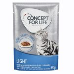 Concept for Life Light - i sås - 12 x 85 g