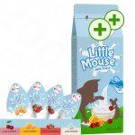 Dubbla bonuspoäng! Feringa Little Mouse Milk Snack Blandpack: 60 x 20 ml