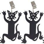 Duktyngd med kattmotiv