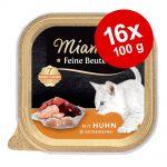 Miamor Feine Beute portionsform 16 x 100 g - Kalkon