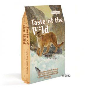 Taste of the Wild - Canyon River Feline - spannmålsfritt 6,6 kg