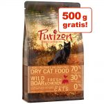 2 kg + 500 g på köpet! 2,5 kg Purizon torrfoder Adult Sterilised Chicken & Fish
