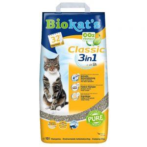 Biokat's Classic 3in1 18 l (papperspåse)