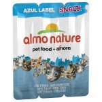 Ekonomipack: 18 x 5 g Almo Nature Azul Label Snack - Kyckling (18 x 5 g)