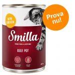 Provpack: Smilla Beef Pot - 6 x 400 g (4 sorter)
