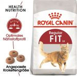 Royal Canin Fit 32 - 10 kg + 2 kg på köpet!