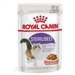Royal Canin Sterilised i sås - 48 x 85 g