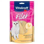 Vitakraft Premium Filet - Ekonomipack: 2 x 70 g Kyckling