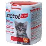 beaphar Lactol uppfödarmjölk till katter 500 g