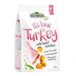Greenwoods Turkey with Sweet Potato, Peas & Pumpkin Ekonomipack: 3 x 3 kg