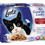 Stort ekonomipack: Latz ''''As good as it looks'''' 120 x 100 g Doubly Delicious