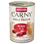 Animonda Carny Single Protein Adult 6 x 400 g - Kyckling pur