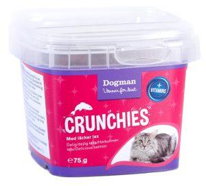 Cat crunchies Lax
