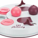 Cat Activity Flip Board