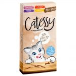 Catessy Mini-Sticks - Ekonomipack: 36 x 4 olika Mini-Sticks (à 2 g)