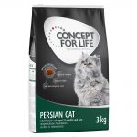 Concept for Life Persian Adult - Som komplettering: 12 x 85 g Concept for Life Beauty i sås