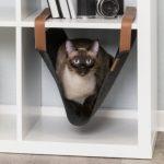Hängmatta för katt (passar Expedit och Kallax)