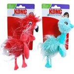 Kattleksak Kong Frizz Bird, Röd
