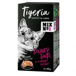 Tigeria 6 x 85 g - No. 1 Mix