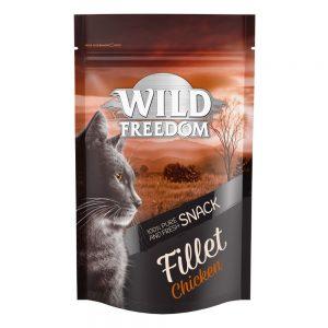 Wild Freedom Filet Snacks Chicken - 100 g (6 filéer)