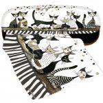 Glasögonfodral Sepia inklusive putsduk