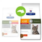 Hill's Prescription Diet c/d Urinary Stress + Metabolic - 4 kg