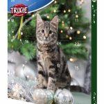Julkalender för katt