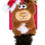 Kong Cat Holiday Kickeroo Reindeer