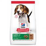Science Plan Puppy Medium med Lamm & Ris för Hund (14 kg)