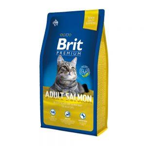 Brit Premium Cat Adult Salmon (1,5 kg)