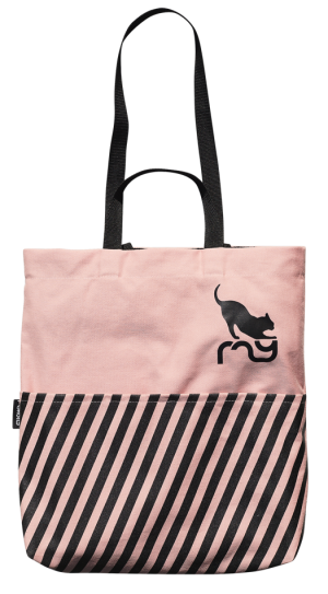 Catwalk Tote Bag (flera färger)