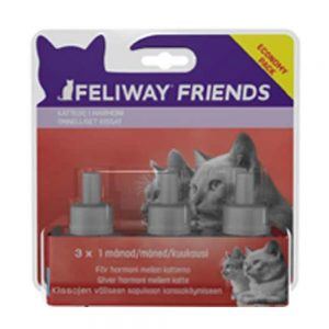 Feliway Friends Refillflaska 3-pack