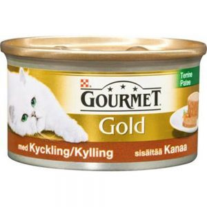 Gourmet® Gold Kyckling i Paté
