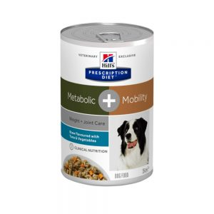 Hill's PD Canine Metabolic+Mobility Stew Tuna&Vegetables