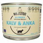 Majstor Katt Blended Kalv & Anka