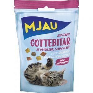 Mjau Gottebitar Mix
