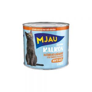 Mjau Paté med Kalkon