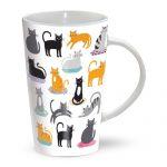 Mugg Cat Pattern / Purrfect