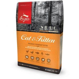 Orijen Cat & Kitten (17 kg)