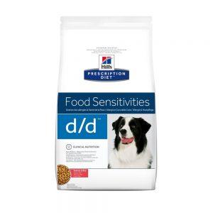 Prescription Diet Canine D/D Salmon & Rice (2 kg)