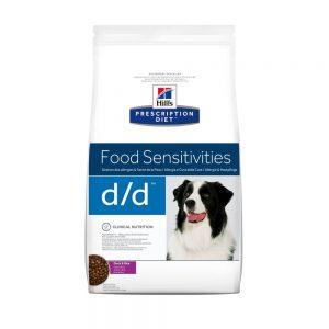 Prescription Diet Canine d/d Duck & Rice (12 kg)