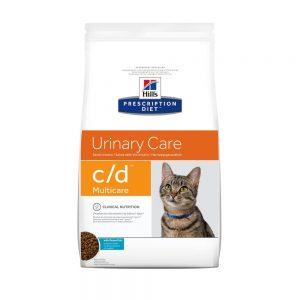 Prescription Diet Feline C/D Ocean Fish