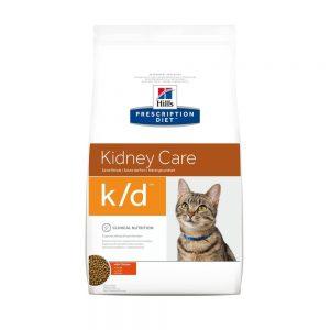 Prescription Diet Feline K/D Renal Health (1,5 kg)
