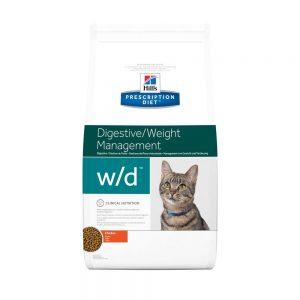Prescription Diet Feline W/D (1,5 kg)