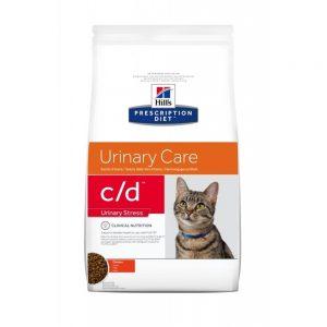 Prescription Diet Feline c/d Urinary Stress Chicken