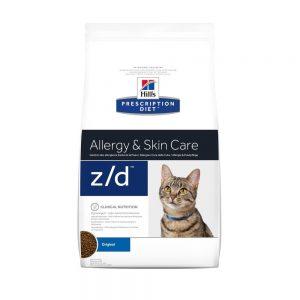 Prescription Diet Feline z/d Low Allergen